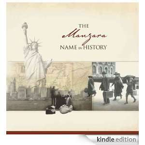The Manzara Name in History Ancestry  Kindle Store