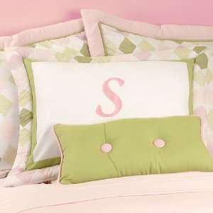 Ivy League Pink Lumbar Pillow