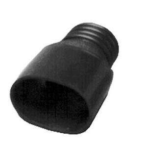 Crushproof Tubing Oval Tailpipe Adapter for Exhaust Hose