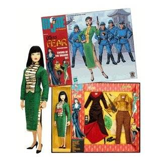GI Joe Miss Fear 12 Action Figure Gift Set   Limited to 3,500 Sets