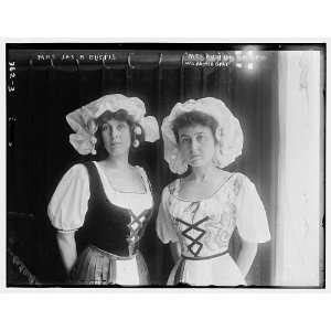 Mrs. James B. Eustis,Mrs. Austin Gray