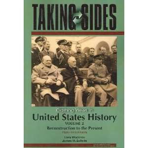 States History: Larry (EDT)/ Sorelle, James M. (EDT) Madaras: Books