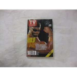 14 20 1999 Featuring Macho Man Randy Savage On The Cover Toys & Games