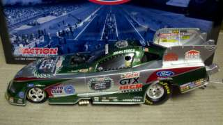 2010 John Force Castrol 25th Anniversary Liquid Color