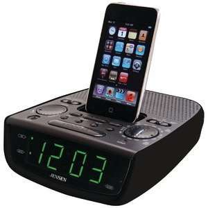 New JENSEN JIMS 60 UNIVERSAL DOCKING MUSIC SYSTEM FOR IPOD