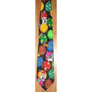 Mens Christmas Looney Tunes characters tie Bugs Bunny