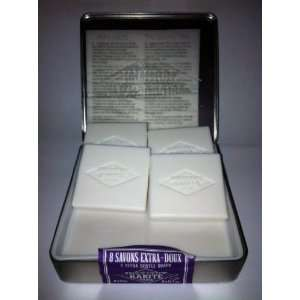 Tin 8 Extra Gentle Guest Soaps Local Lavender