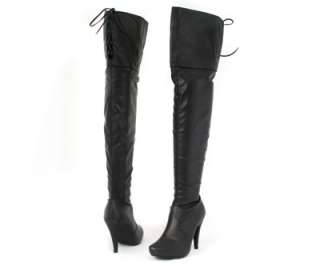 STEVE MADDEN ILUSIONN illusion Knee BOOT thigh high