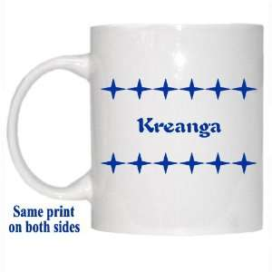 Personalized Name Gift   Kreanga Mug: Everything Else