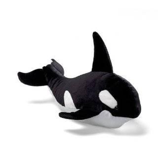 Spout Kohair Orca Whale 13 by Douglas Cuddle Toys Toys