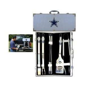 Dallas Cowboys 8pc. BBQ Set w/Case   NFL Football Fan Shop