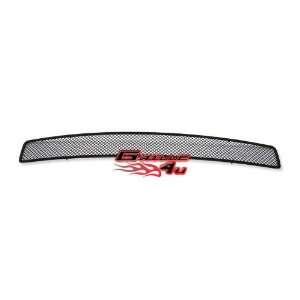 09 12 2011 2012 Dodge Challenger Black Stainless Mesh Grille Grill