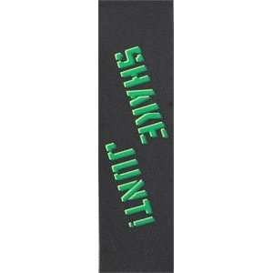 Shake Junt Sprayed Logo Grip 9X33 Single Sheet:  Sports