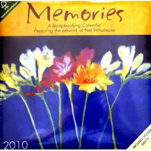 Memories A Scrapbooking Nel Whatmore Artwork 2010 WALL