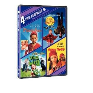 Family Favorites 4 Movie Collection (The Little Rascals