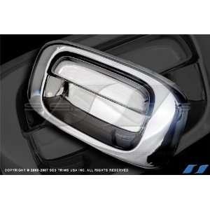 Silverado / GMC Sierra SES Chrome Tailgate Handle Cover Automotive