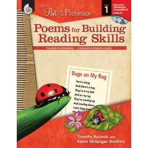 Poems For Building Reading Skills: Office Products