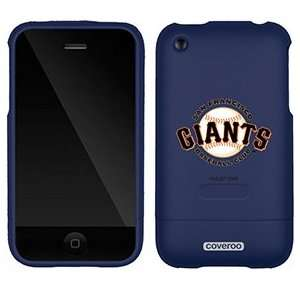 San Francisco Giants Baseball Club on AT&T iPhone 3G/3GS Case