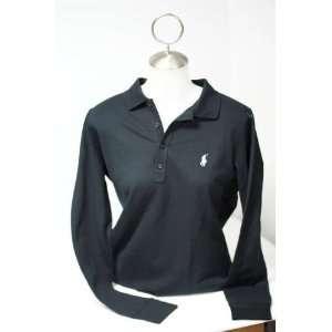 New Ralph Lauren Golf Womens Long Sleeve Polo Shirt Color