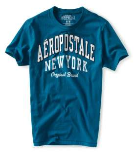 Aeropostale mens Aero Rollout Graphic t shirt   Style 3790