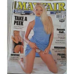 Mayfair Magazine 2001, Vol. 36 No. 12