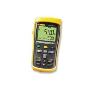 FLUKE 52 2 60HZ DUAL INPUT THERMOMETER, 60HZ NOISE