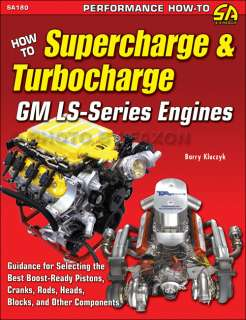 How to Turbo  and Supercharge Vortec Engine 5.3 6.0 6.2 Chevrolet