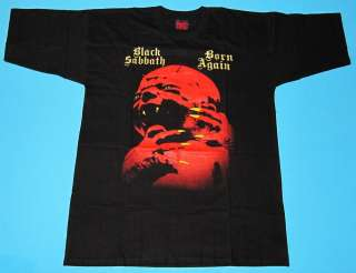 Black Sabbath   Born Again T shirt NEW