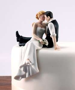 The Look of Love Couple Romantic WEDDING Cake Topper CUSTOMIZATION
