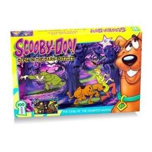 Scooby Doo Haunted Woods Puzzle Toys & Games