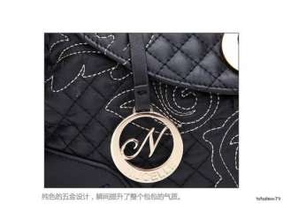Real Lambskin Leather Lady Tote Bags Purses Shoulder Bag Handbags 164