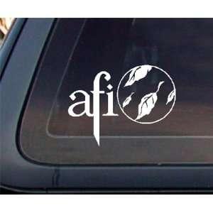 AFI Logo Car Decal / Sticker Automotive