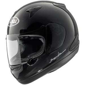 Arai Signet Q Motorcycle Helmet   Diamond Black X Large Automotive