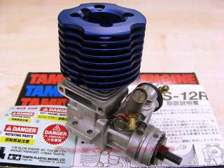 Spec B Racing Engine w/21C Slide Carb 1/8 Losi 8ight rc Motor