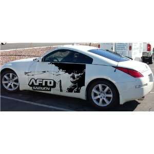 Anime Car Vinyl Graphics 037
