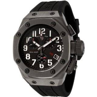 Swiss Legend Mens 21818P BB 01 Neptune Collection Black