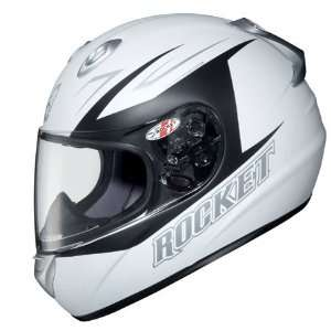Joe Rocket RKT 101 Solid Edge Full Face Helmet XX Large