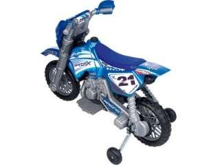 Ride On Febercross MotoX 6v Dirt Bike Power Motorcycle Wheels