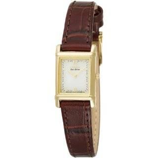 Seiko Womens SXGN42 Black Leather Strap Watch Seiko Watches