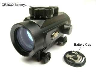 BSA 30mm tactical Red/Green Dot rifle pistol Scope sight 20mm Weaver