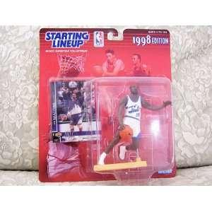 1998 NBA Starting Lineup   Karl Malone   Utah Jazz Toys