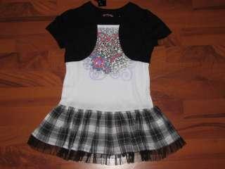 NEW GIRLS SIZE 6 6X CLOTHES LOT XOXO DISNEY FUBU HELLO KITTY BABY PHAT