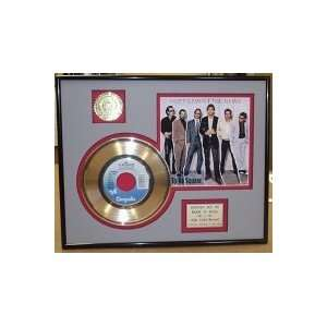 HUEY LEWIS AND THE NEWS Gold Record Limited Edition