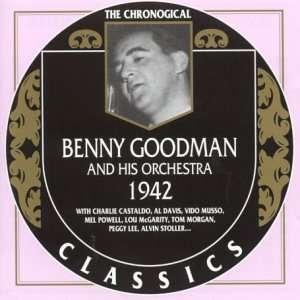 1942 Benny Goodman Music