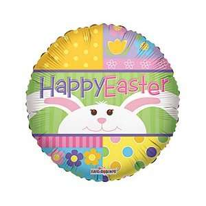 Easter Peek A Boo Bunny 4 Air Filled Cup & Stick Included