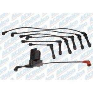 ACDelco 16 826W Spark Plug Wire Kit Automotive
