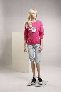 5FT 5 REALISTIC TEENAGE GIRL MANNEQUIN 322634 (BC12