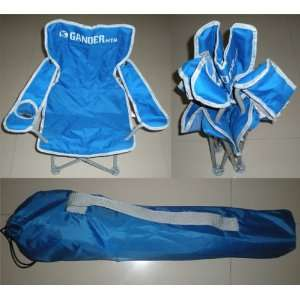 Portable Junior Arm FOLDING Leisure CHAIR W/ BAG NEW
