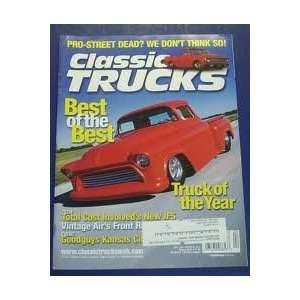 Classic Trucks April 2003 Hot Rod Books