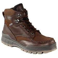 MENS ECCO TRACK II HIGH HIKING BOOTS SHOES 48 14 14.5